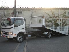 デュトロ3000kg積み 車輌積載車 ラジコン・ウインチ