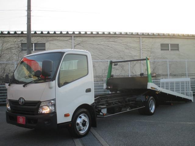 トヨタ 3000kgt積み 車輌積載車 ラジコン ウインチ