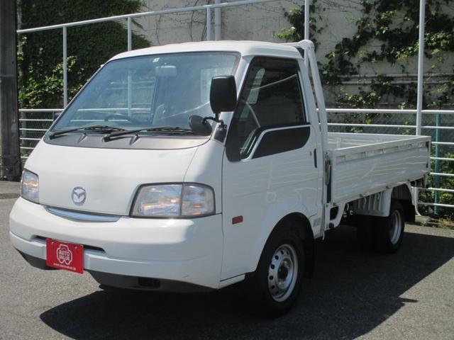 マツダ 4WD 1000kg積みワイドロー 5速MT