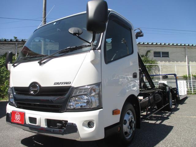 積載車 2900kg積み極東フラトップZERO ハイグレード(1枚目)