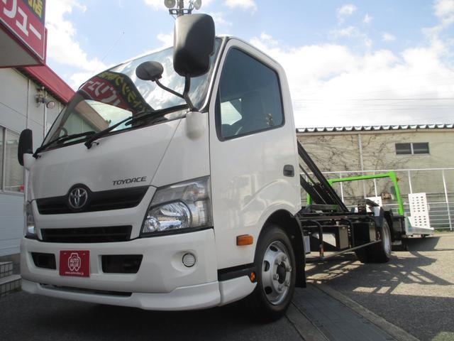 タダノ製フルフラット 2900kg積み積載車