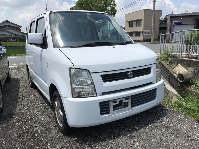 「スズキ」「ワゴンR」「コンパクトカー」「兵庫県」の中古車