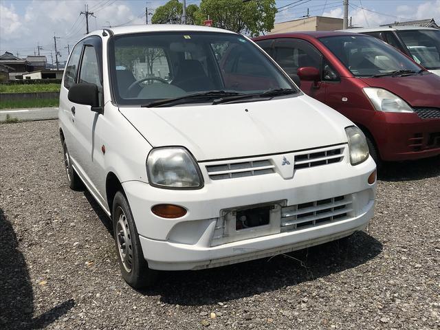 三菱 軽自動車 AT 4名乗り CD