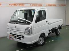 キャリイトラックKCエアコン・パワステ 4WD