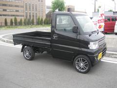 ミニキャブトラックVタイプ 黒トラ エアコン パーステ