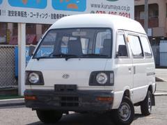 サンバーバンSDX