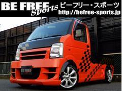 キャリイトラック 軽トラ カスタム車フルエアロ オーバーフェンダー1年保証付き(スズキ)