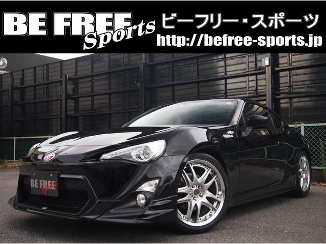 トヨタ GT・6速・TRDエアロ・STANCE車高調・1年保証付き