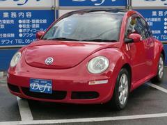 VW ニュービートルEZ キーレス CDデッキ
