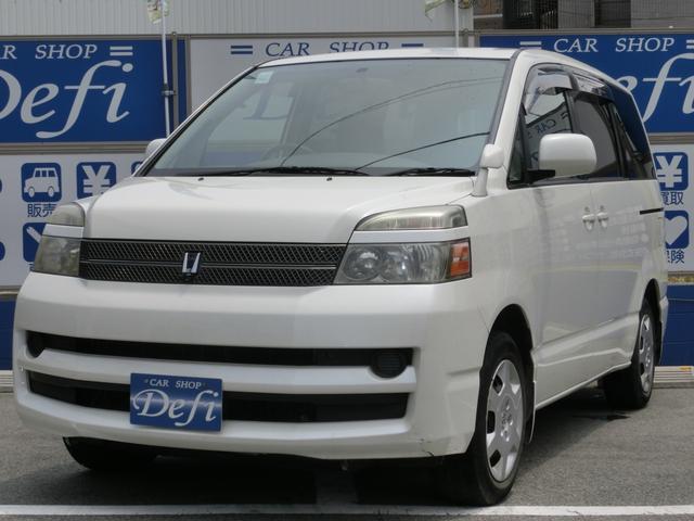 「トヨタ」「ヴォクシー」「ミニバン・ワンボックス」「大阪府」の中古車