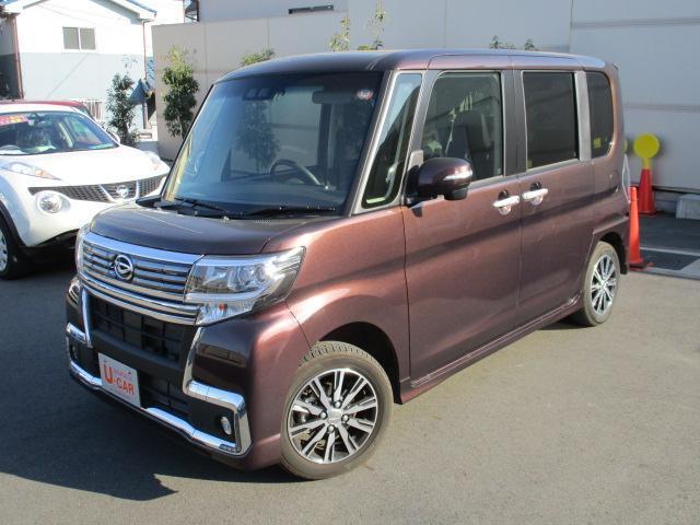 ダイハツ カスタムX トップエディションSAIII デモカーUP車