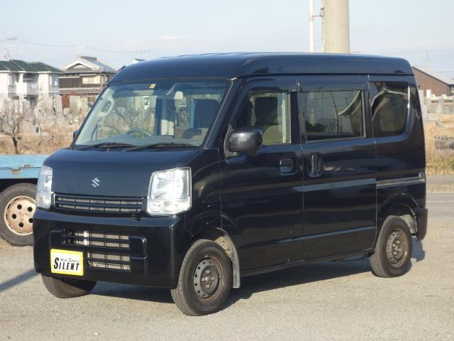 スズキ ジョインターボ レーダーブレーキサポート装着車/4WD/オートマ/ターボ