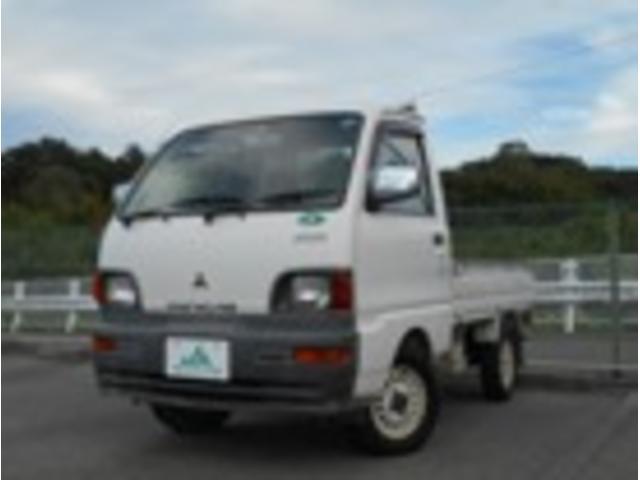 三菱 マイティ 4WD エアコンパワステ