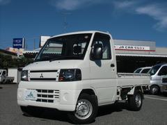 ミニキャブトラックVX−SE 4WDハイロー切替 エアコンパワステ 工具箱
