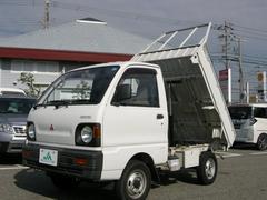 ミニキャブトラック電動ダンプ 4WD