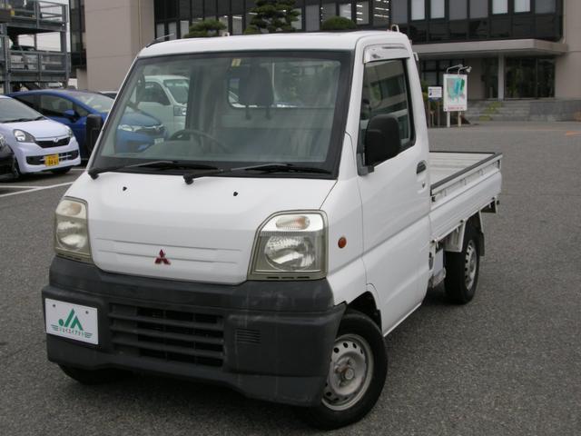 三菱 TD 4WD エアコンパワステ
