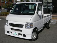 アクティトラックSDX エアコンパワステ 外品エアロ ワンオーナー車