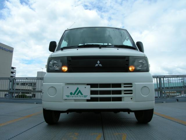 三菱 VX-SE 4WD エアコンパワステ 4WDハイロー切替レバー付き ワンオーナー