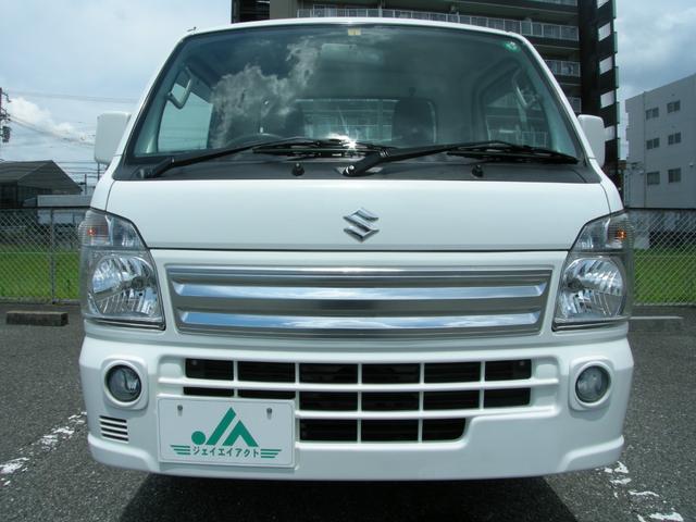 スズキ KX パートタイム4WD パワーウインド パワステ エアコンパワステ ワンオーナー車 運転席エアバッグ