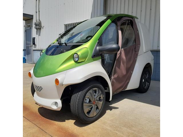 日本その他  トヨタ コムス COMS B・COM  デリバリー 10M充電ケーブル付 ((2021年4月製造ロット・駆動用バッテリー内蔵)) ホイールキャップ