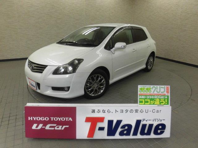 トヨタ G バージョンL HDDナビ スマートキ- ワンセグTV
