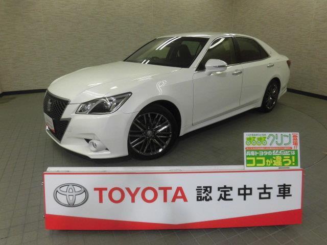 トヨタ アスリートS バックモニター パワーシート スマートキ-