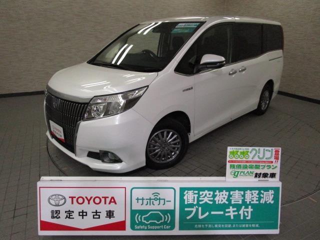 トヨタ ハイブリッドXi イモビライザー スマートキ- ワンオーナー