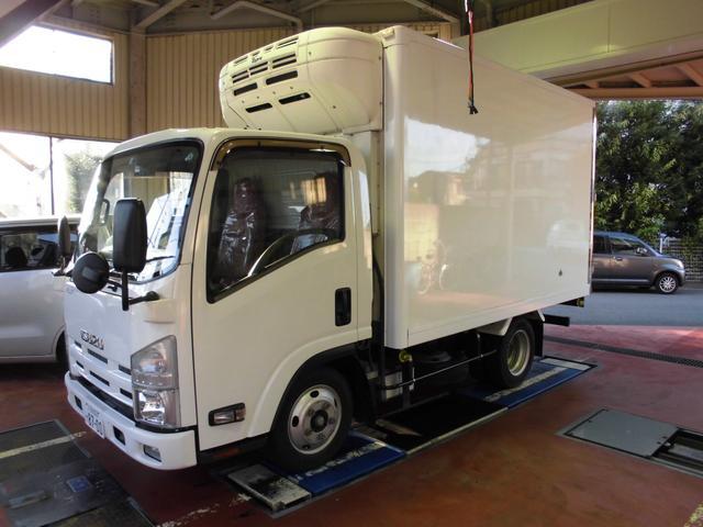 いすゞ エルフトラック SG マイナス5度冷蔵車 ワンオーナー 距離10万キロ以内 バックカメラ メモリーワンセグナビ 荷台内寸高さ1920mm 荷台内寸奥行き3140mm 荷台内寸幅1740mm