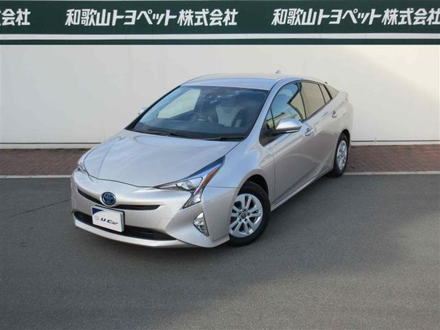 トヨタ S メモリーナビ