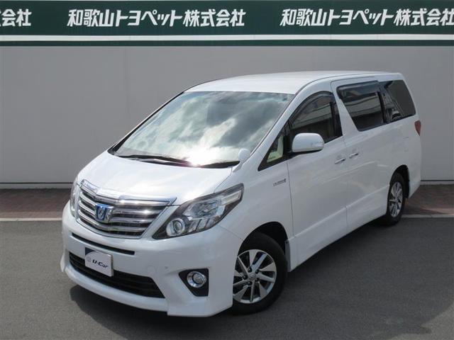トヨタ SR HDDナビ