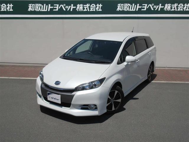 トヨタ 1.8S メモリーナビ