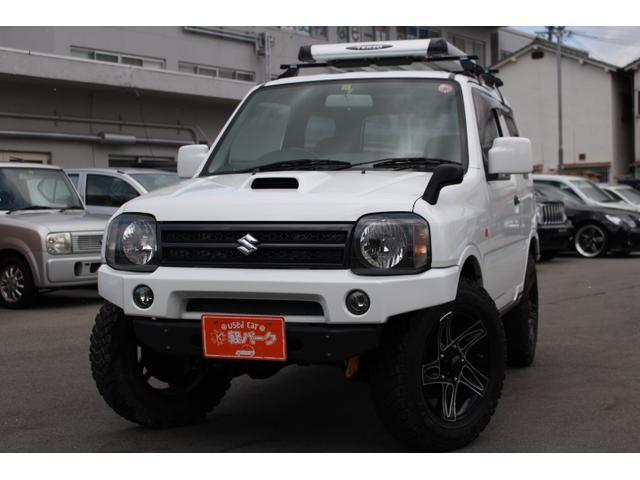 スズキ XG 4WD 5速MT車 ターボ 16インチAW