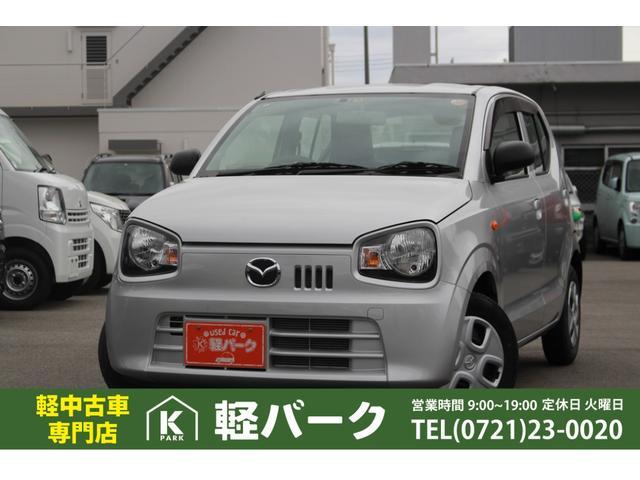 マツダ GL キーレスキー エアコン Wエアバック 軽自動車