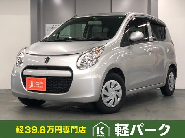 スズキ アルトエコ ECO-S 軽自動車 純正ステレオ 電格ミラー リアプライバシーガラス