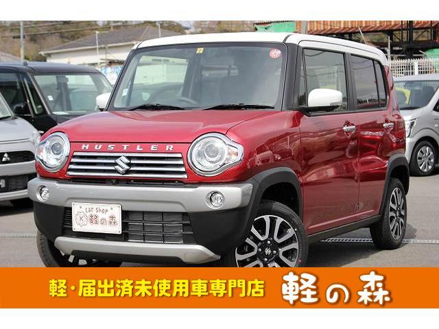 スズキ J 軽自動車 届出済未使用車 スマートキー エネチャージ