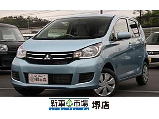 三菱 E キーレス シートヒーター 軽自動車 届出済未使用車