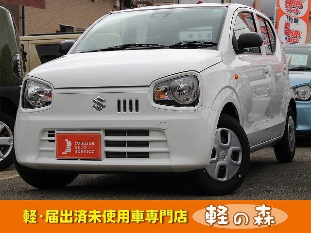 スズキ L 軽自動車 衝突被害軽減ブレーキ キーレスエントリー シートヒーター CDステレオ アイドリングストップ Wエアバッグ ABS ESC