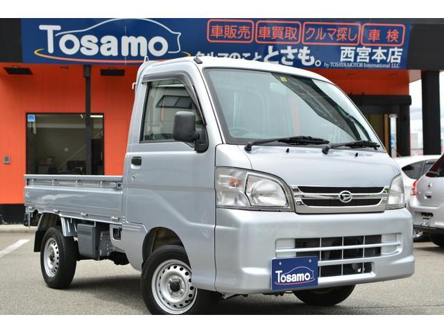 ダイハツ エアコン・パワステスペシャルVS 4WD 作業灯 5速MT