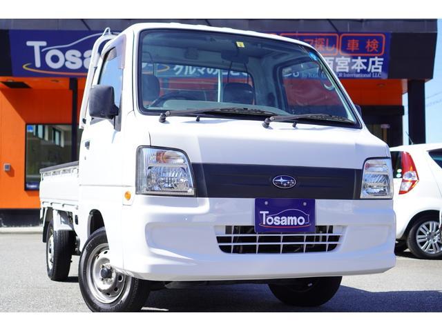 スバル TC-SC 4WD/スーパーチャージャー/5速ミッション/エアコン/パワステ