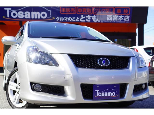 トヨタ ブレイド マスターG HDDナビ/フルセグ/バックカメラ/HIDライト/スマートキー/パドルシフト/エンジンスターター/パワーシートハーフレザーシート/レーダークルーズコントロール