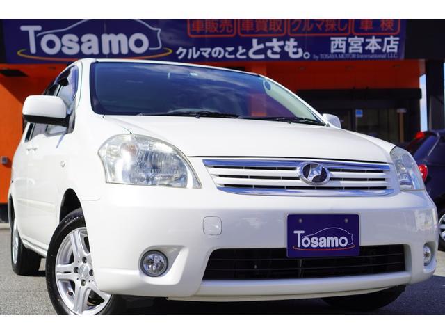 トヨタ ラウム HIDセレクション 特別仕様車/HDDナビ/バックカメラ/左電動スライドア/HIDライト/キーレスキー/ETC