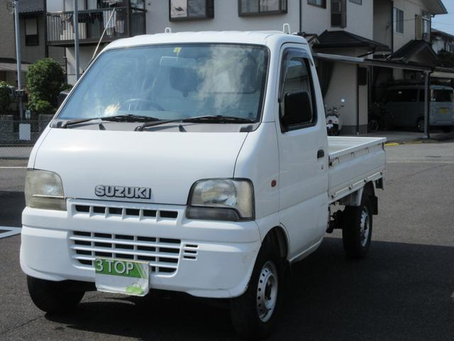 スズキ KU パワステ エアコン 4WD