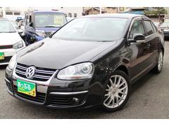 VW ジェッタ2.0T黒革・HDDナビ・バックモニター・禁煙車