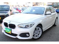 BMW118d Mスポーツ純正HDDナビ軽減ブレーキアシスト付