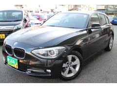 BMW116i スポーツ純正HDDナビBカメラ禁煙車