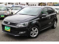 VW ポロTSIコンフォートラインブルーモーションテクノロジー 禁煙車