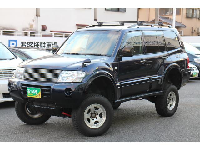 三菱 ロング ZR リフトアップ公認済車 5MT 4WD 禁煙車