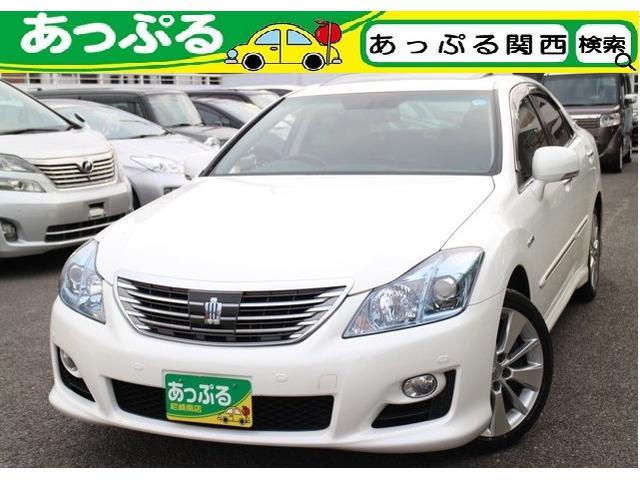 トヨタ ベースグレード 革 サンルーフ HDDナビ