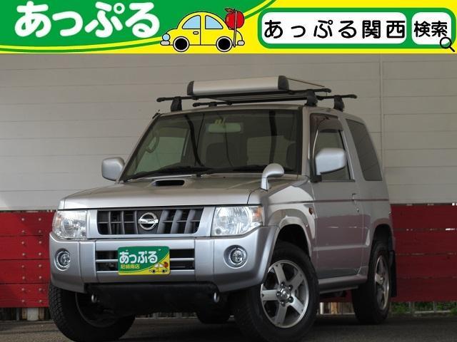 キックス RX 社外ナビ 地デジチューナー ETC 背面タイヤ シートヒーター