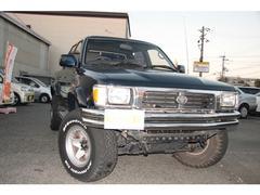 ハイラックスWキャブSSR−X ロングボディ 4WD 5速